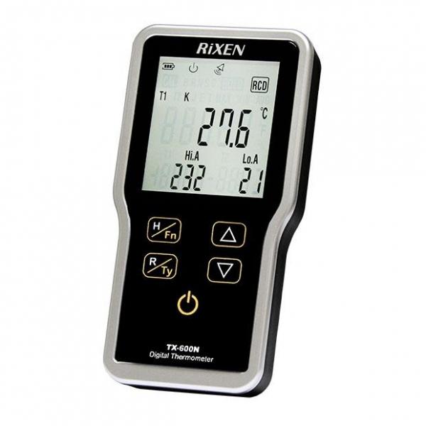 集錄功能溫度計 TX-600N 1