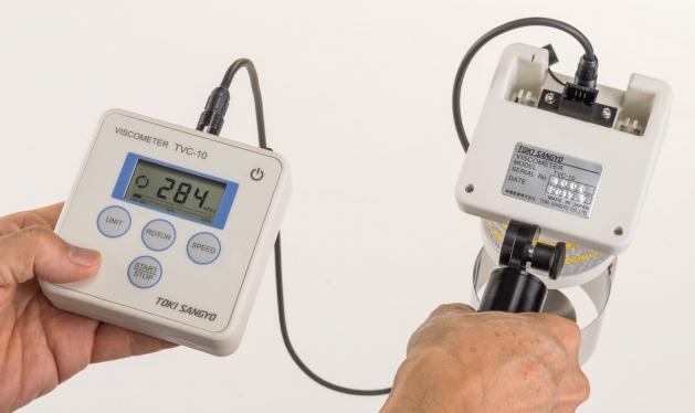 數字式攜帶型黏度計 TVC-10 2
