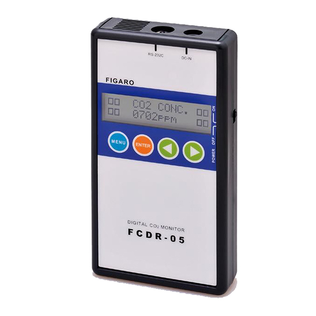 手持式二氧化碳偵測器 FCDR-05 1