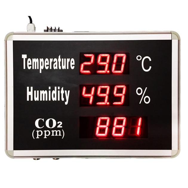 室內空氣品質監測看板 AHC-36HT  AHC-60HT 1