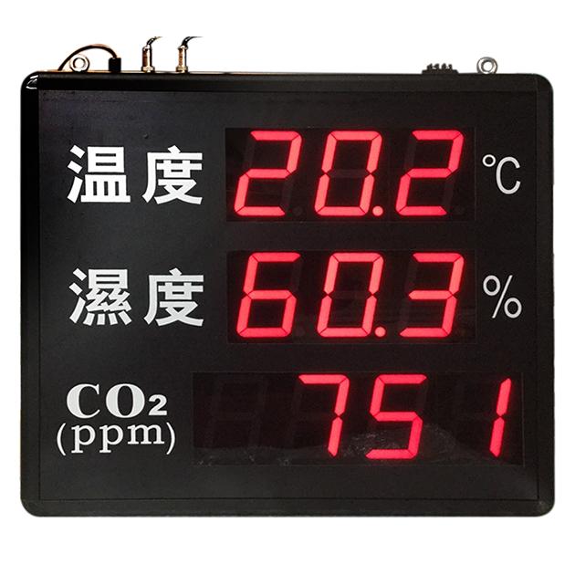室內空氣品質監測看板 AHC-36HT  AHC-60HT 2